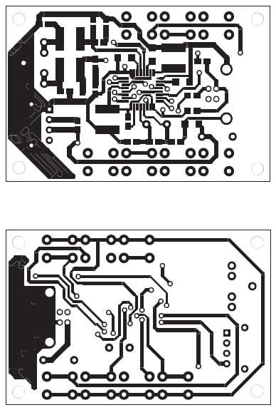 PCM2706 USB Soundcard PCB Layout
