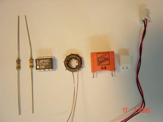 1.5V đến 5V/12V DC / DC với LT1073