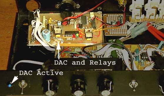 S/PDIF to Analogue Converter