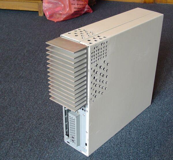 Silent Fanless Computer Power Supply
