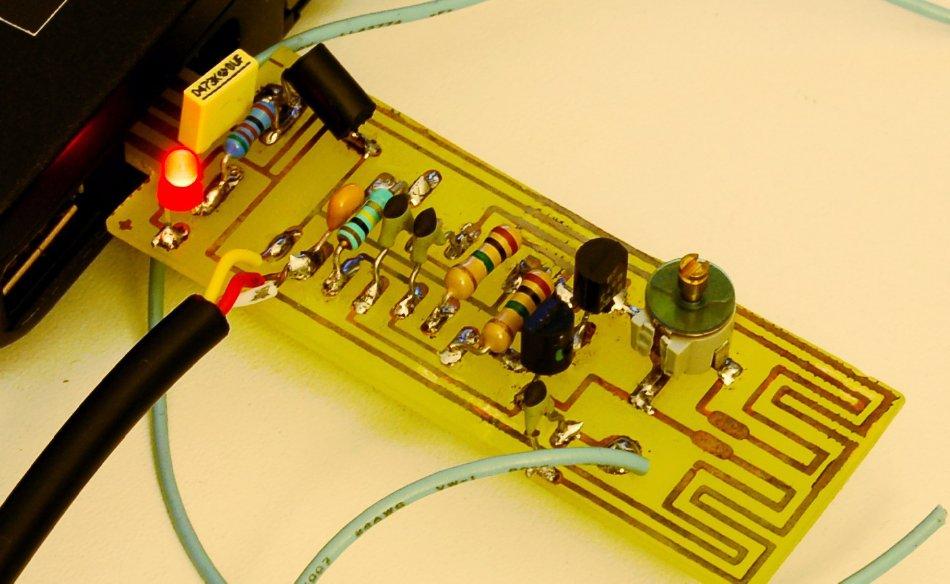 Usb Mono Fm Transmitter