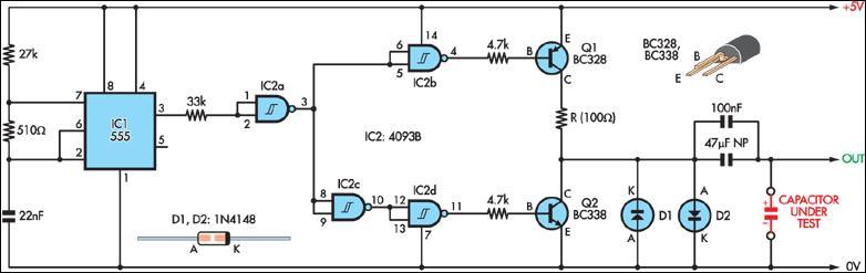 Transistor tester kit M328: calibration. - YouTube