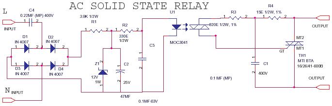 Схема регулятора скорости кулера