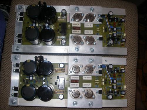 275W Leach Amplifier
