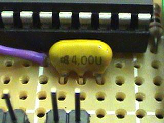 LC Meter com PIC16F628A Circuit10