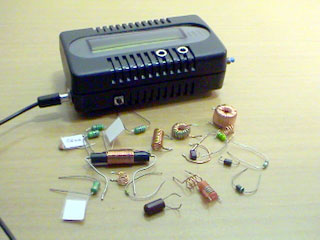 LC Meter Kit with Inductors