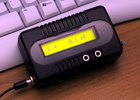 цифровой частотомер на pic - Мир электроники.