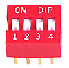 4-DIP Switch