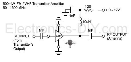 Pemancar FM Transmitter Stereo BA1404 HI-FI
