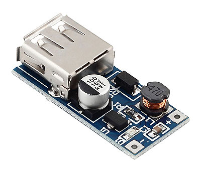 1-5V to 5V DC to DC Step Up Power Supply Board