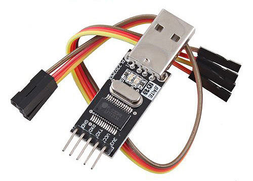 USB to RS232 TTL Adapter