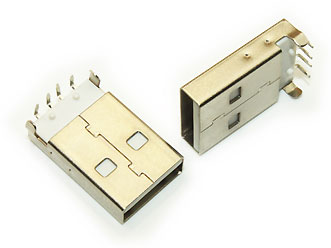 USB Male Connector Type A