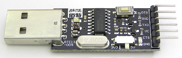 USB to Serial Arduino Programmer