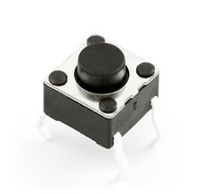 Miniature Push Button Tactile Switch